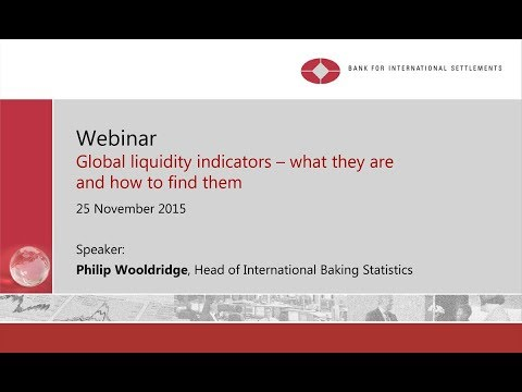 Global liquidity indicators ‒ what they are and how to find them