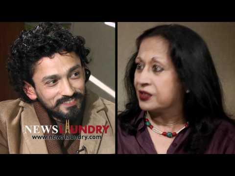 newslaundry - I Agree with Tavleen Singh