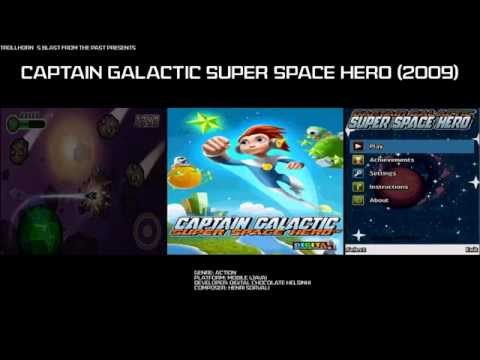 Trollhorn´s Blast from the Past: Captain Galactic Super Space Hero (2009)