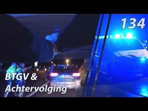 BTGV, Chase, car lost control, alcohol check and more during a community shift.