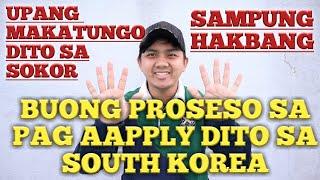 Buong Proseso sa Pag-Aapply sa South Korea Bilang Factory Worker