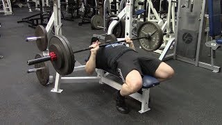 The Bench Press Isn't A Good Chest Exercise???
