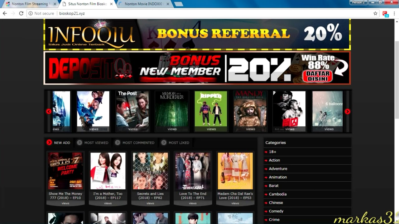 Tempat download film MOVIES dan streaming subtitle indo ...