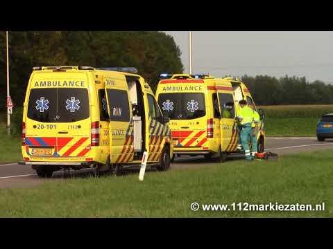 Traumateam ingezet voor reanimatie op straat in Tholen