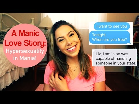 A MANIC LOVE STORY: Dating A Guy While In Mania, Hypersexuality, Etc. [Bipolar Storytime] +the Texts