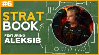Taking ENCE to the TOP; Mid-Round MASTERY; NBK on CT Sides - Strat Book Episode 6 (feat. Aleksib)