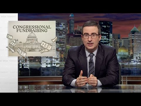 Congressional Fundraising: Last Week Tonight with John Oliver (HBO)