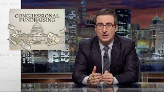 John Oliver Slams Congressional Fundraising Efforts as 'Sh*tty Telemarketing Operations'