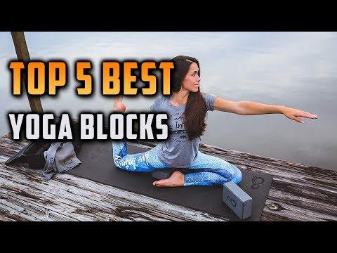 Top 5 Best Yoga Blocks