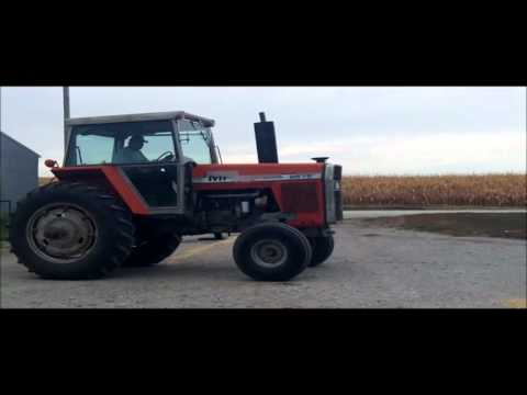 1978 Massey Ferguson 2675 tractor for sale | sold at auction August 22, 2012