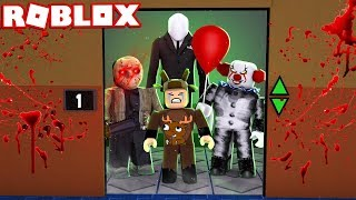 ROBLOX HORROR ELEVATOR! (HALLOWEEN EDITION)