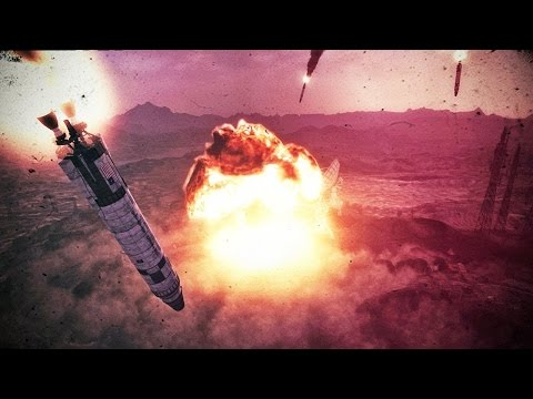 SIMULATOR OF NUCLEAR WAR! Tactical Strategy DEFCON! The game on the PC about the Apocalypse