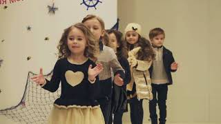 видео Детская мода 2015 года