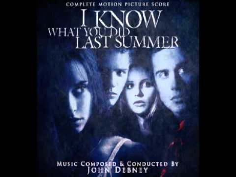 i know what you did last summer theme