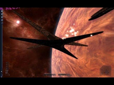 X3: Terran Conflict - Battlestar Galactica Mod 1200p |