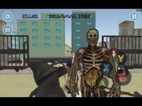enumerate the problems of HighSchool Simulator