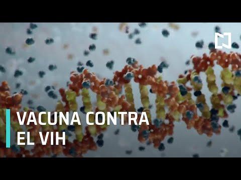 Vacuna contra VIH en última fase - Sábados de Foro