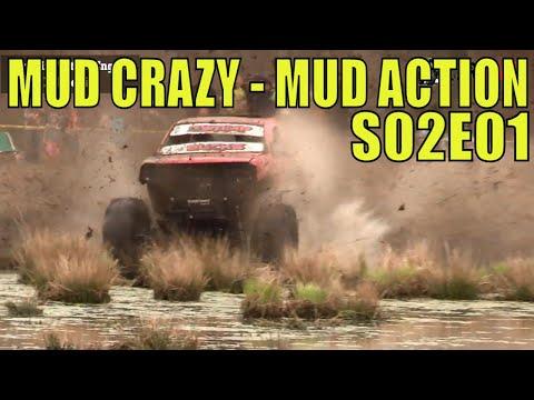 MUD CRAZY MUDDING ACTION VOL 05