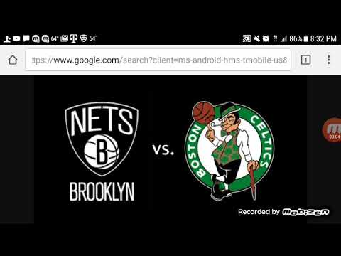 Brooklyn Nets VS Celtics Live Stream