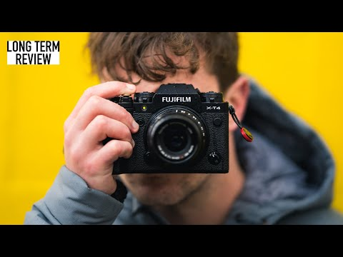 Fujifilm XT4 After 6 Months Of Abuse
