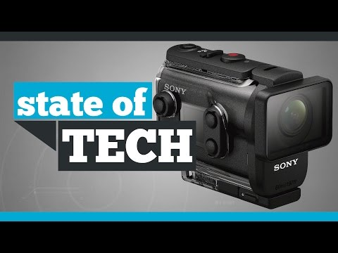 Sony HDR-AS50 Full HD Action Cam Unboxing and Initial Thoughts