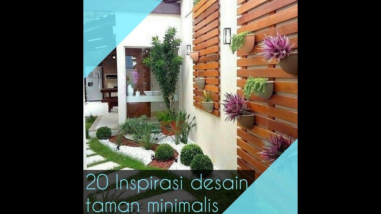 20 Garden Design Ideas Youtube