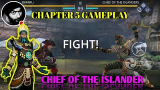Shadow Fight 3 || Chapter 5 Continue || Chief of the Islander