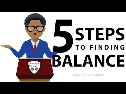 How To Find Balance (SIMPLE WAYS TO BRING PEACE IN YOUR LIFE!)