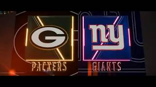 Madden NFL 20 Packers @ Giants