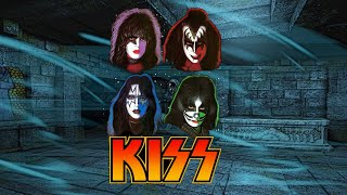 KISS 1976  King Of The Night Time World