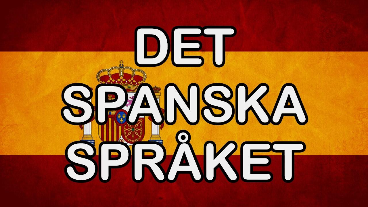 sv spanska översättning