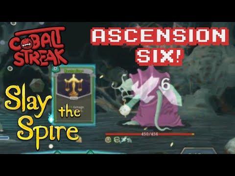 Slay The Spire! #27 - Ascension Six - Cobalt Streak