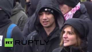 Germany: Far-right activists commemorate Nazi soldiers killed in WWII
