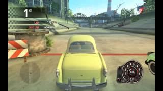 Обзор игры Motorama - Classic Racing
