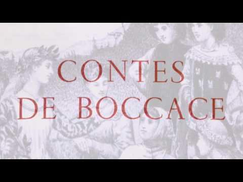 BOCCACE – Les Contes du Décaméron et l'Italie du XIVe siècle (BNF, 2002)