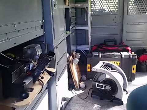 Whats In Stu S Van Auto Locksmith Fairless Hills Pa