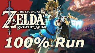 Krogs und Schreine [Part 8] 100% Speed Run The Legend of Zelda Breath of the Wild