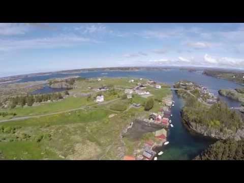 Herdlevær - Et historisk sted i Øygarden -Øygarden Municipal - Norway