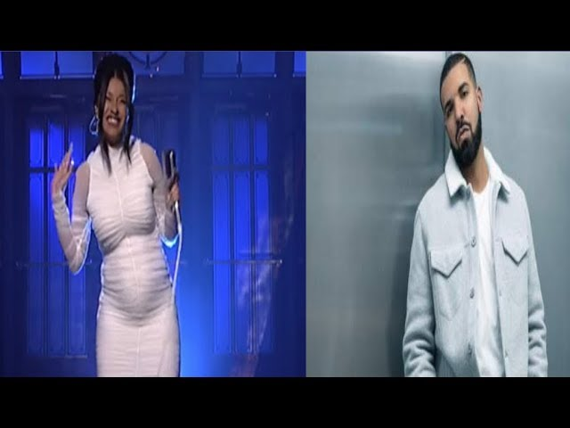 cardi-b-reveals-baby-bump-during-snl-drake-drops-nice-for-what-music-video