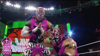 WWE Komik Montaj - The Lucha VS Los Matadores #5 (küfürlü)