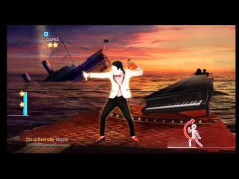 Just Dance 2014 Wii - Frankie Bostello - Love Boat