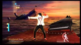 Just Dance 2014 Wii - Frankie Bostello - Love Boat