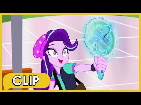 Starlight vs. Juniper  - MLP: Equestria Girls Special [Mirror Magic]