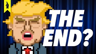 Repeat youtube video Is Trump the END of Politics? – 8-Bit Philosophy