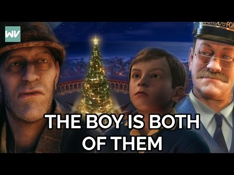 Polar Express Theory: The Boy is the Conductor and Hobo