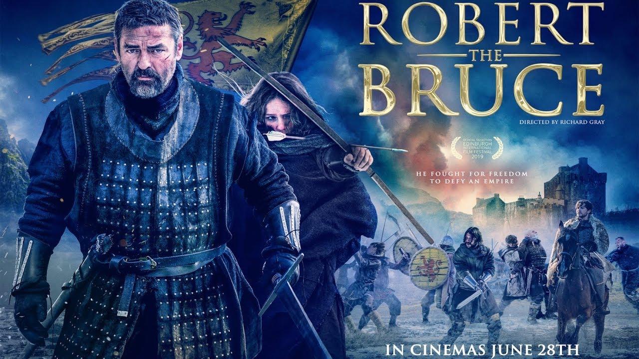 Robert The Bruce Official Trailer 2019 Angus Macfadyen