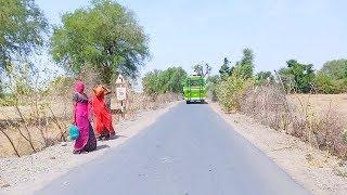सांचोरी बस ड्राइवर || desi marwadi bus driver || fastest bus driver