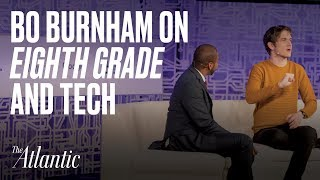 "Bo Burnham on ""Eighth Grade"" and tech"