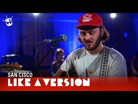 San Cisco - 'When I Dream' (live on triple j)
