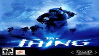The Thing PC Game From 2002 Creditsong By Saliva
